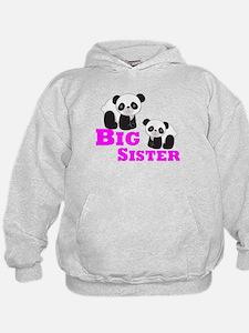 Big Sister Panda Hoodie