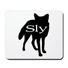 SLY FOX Mousepad