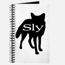 SLY FOX Journal