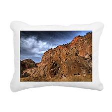 Bandelier Nat'l Monument Rectangular Canvas Pillow