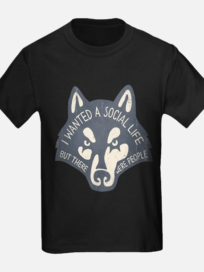 Anti-Social Wolf T