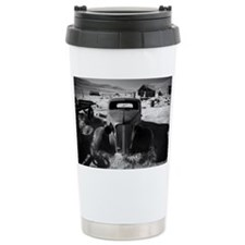 '37 chevy - bodie, ca Travel Mug