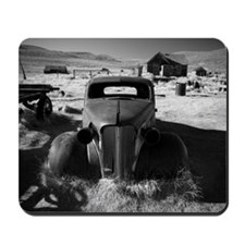 '37 chevy - bodie, ca Mousepad