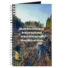 Last Tree Cut Journal