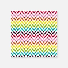 Chevron Rainbow Sticker