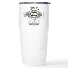 Vintage Birthday Est 1982 Travel Mug