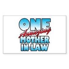 One Amazing Mother-In-Law Decal