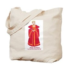 Anne of Cleves Totebag