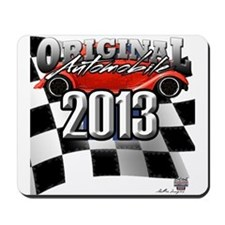 2013 NEW CAR Mousepad