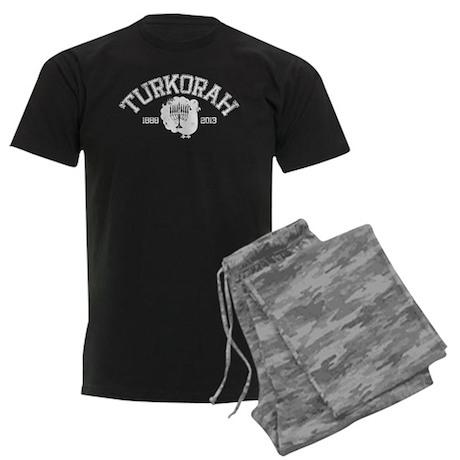 1888 Turkorah 2013 Men's Dark Pajamas