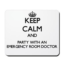 Keep Calm and Party With an Emergency Room Doctor