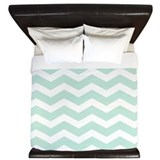 Seafoam King Duvet Covers