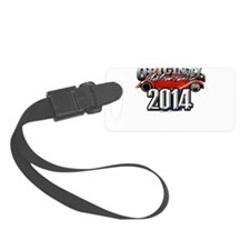 2014 NEW AUTOMOBILE Luggage Tag