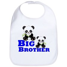 Big Brother Panda Bib