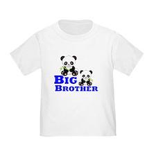 Big Brother Panda T-Shirt