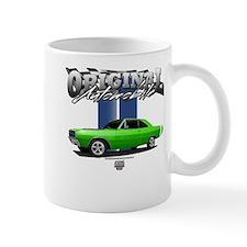 NEW GREEN CAR Mugs