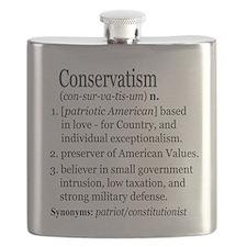 Conservatism  Flask