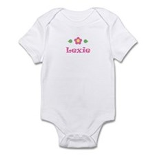 "Pink Daisy - ""Lexie"" Infant Bodysuit"