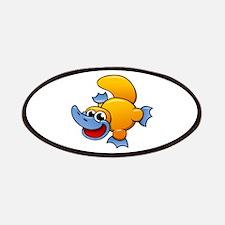 Cartoon Platypus Patches