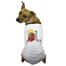 Farm Raised Dog T-Shirt