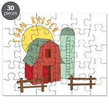 Farm Raised Puzzle