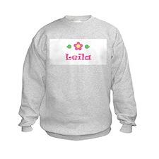 "Pink Daisy - ""Leila"" Sweatshirt"