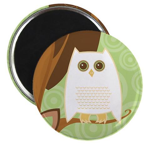 Snowy Owl - Magnet
