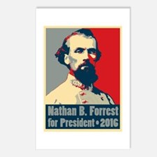 Forrest for President Postcards (Package of 8)