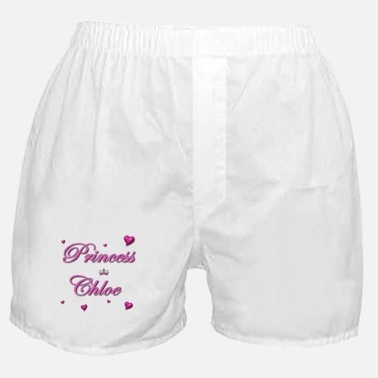 Princess Chloe Boxer Shorts