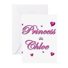 Princess Chloe Greeting Cards (Pk of 10)
