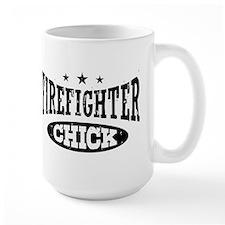 Firefighter Chick Mug