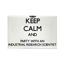 Keep Calm and Party With an Industrial Research Sc