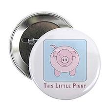 "This Little Piggy 2.25"" Button"