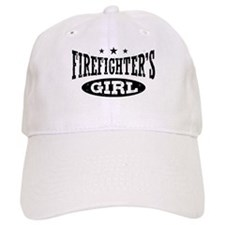 Firefighter's Girl Baseball Cap