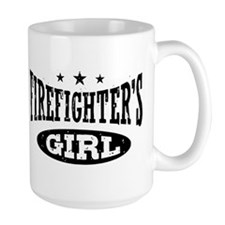 Firefighter's Girl Mug