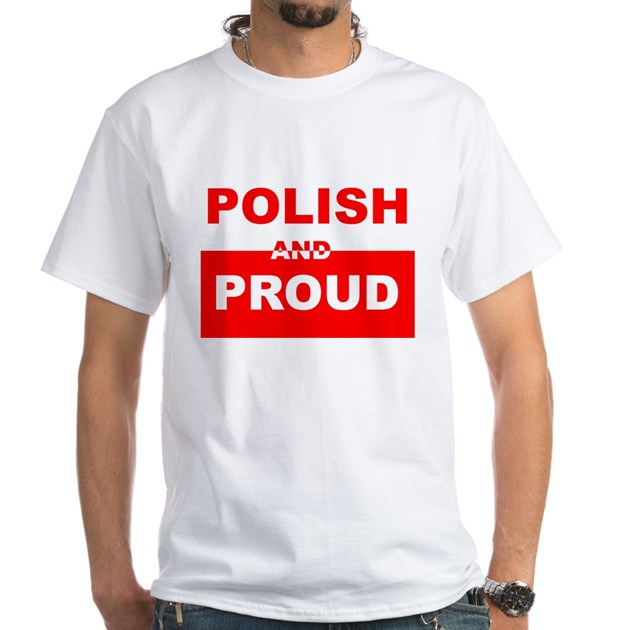 Polish and proud t shirt shirt for Polish t shirts online