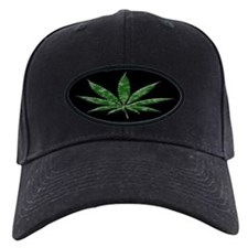 Pot Leaf Baseball Hat
