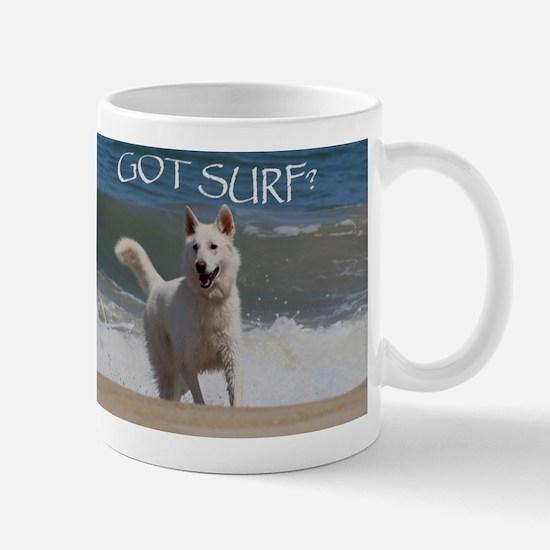 Surf Rider Large Mugs