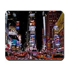 Time Square Mousepad