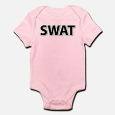 SWAT - Black Onesie