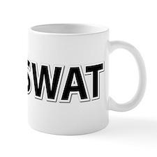 SWAT - Black Mug