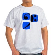 Bass clef for bass player and bass p T-Shirt