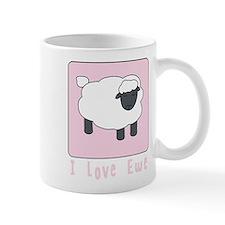I Love Ewe Mugs