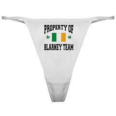 Blarney Team Classic Thong