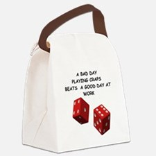 CRAPS2 Canvas Lunch Bag