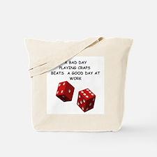 CRAPS2 Tote Bag