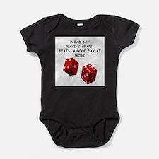 CRAPS2 Baby Bodysuit