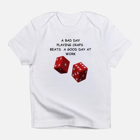 CRAPS2 Infant T-Shirt