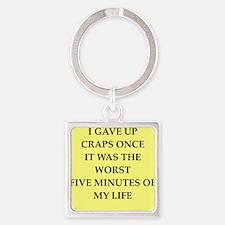 CRAPS Keychains