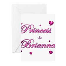 Princess Brianna Greeting Cards (Pk of 10)